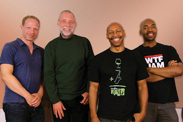 Prism, from left : Craig Taborn, Dave Holland, Kevin Eubanks and Eric Harland. Photo: ULLI GRUBER